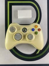 Official Microsoft Xbox 360 White Wireless Controller OEM Genuine For Parts