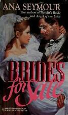Harlequin Historicals: Brides for Sale by Ana Seymour (1994, Paperback)