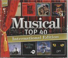 Musical Top 40 - International Edition (2 CD)