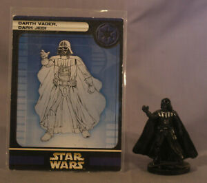 Star Wars Miniatures Darth Vader with Card
