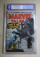 Marvel Tales #127 (1954, Marvel) PGA (like CGC) 6.0 FN Blue Label EVERETT HORROR