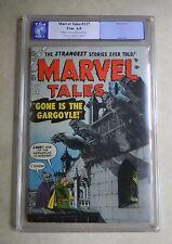 Marvel Tales 127 (1954, Marvel) PGA (like CGC) 6.0 FN Blue Label EVERETT Beauty!