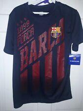 FC Barcelona soccer FCB jersey T-shirt Barça fútbol camiseta camisa NEW Youth L.