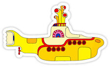 "The Beatles Yellow Submarine sticker decal 5"" x 3"""
