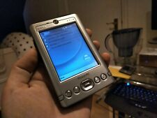 Vintage Dell Axim X30 PDA Pocket PC with Windows Mobile 4.2 wit extended battery