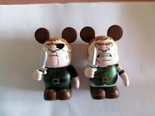 Disney Vinylmation collectables Animation series Stabbington Brothers