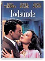 Todsünde - Leve Her To Heaven - Gene Tierney, Cornel Wilde NEW REGION 2 DVD PAL