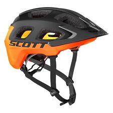Casco Scott Helmet Vivo Plus colore Nero-arancio Fluo Taglia L 59-61cm