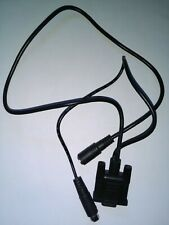 Cable port PS/2 vers cable serie femelle  db9