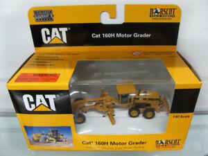 Norscot CAT Diecast 1/87 160h Motor Grader 55127 Vehicles Model Toy