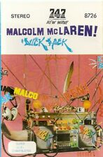 Malcolm McLaren   Duck Rock  Import Cassette Tape