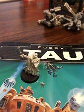 Warhammer 40k Tau Ethereal & Tau Codex