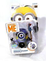Despicable Me Undercover Minion Stuart Deluxe Action Figure MISP RARE VHTF