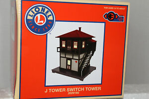 LIONEL #2029160 J TOWER SWITCH TOWER  PLUG-IN-PLAY
