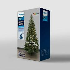 NEW - Philips Christmas Motion Garland Icicle Lights 288ct LED Warm White