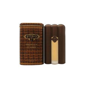 Cuba Paris Cuba Prestige Gold Eau de Toilette Men's Aftershave Spray (90ml)