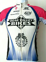 VOLER SPECIALIZED WOMENS BEAR VALLEY XS CYCLING JERSEY full zip