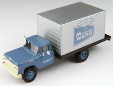 Classic Metal Works 30440 HO Montgomery Ward '60 Ford Box-Body Delivery Truck