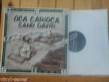 ab SAMY DAVID Oca Carioca LP plays mint- PRIVATE PRESS Brazil jazz prog psych