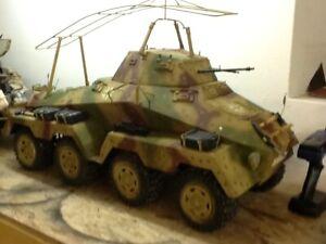 1/6 RC Modell sdkfz 232 für Dragon / 21st Century toys/ rtr