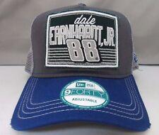 Dale Earnhardt Jr. #88 NASCAR Trucker Tear Hat 2016 New Era Snapback Cap