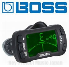BOSS TU-03 Clip-On Tuner & Metronome For Guitar Bass Ukulele New From Japan
