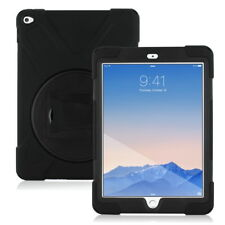"Outdoor funda protectora para Apple iPad pro 9,7"" Hybrid case cover bolso negro"