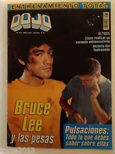 DOJO MEXICAN SPANISH MAGAZINE BRUCE LEE COLLECTIBLE MARTIAL ARTS NO. 274