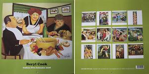 Beryl Cook Calendar  2008