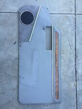 1995 Jaguar XJS Right Door Panel In Grey