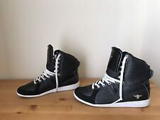CREATIVE RECREATION Boys Youth High Top lace up Sneakers shoes sz 5.5