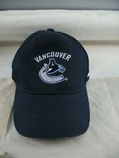 0a469ecb088 Budweiser beer Vancouver Canucks baseball cap