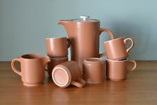 Vintage Mikasa teapot set cups and milk jug Japan