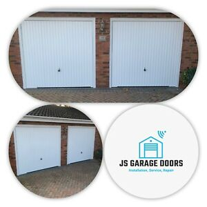 Hormann up and over Garage Door Supply and Fit