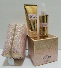 BATH & BODY WORKS IN THE STARS EDP EAU DE PARFUM 1.7 Fl OZ NIB + MIST CREAM +BAG