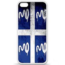 Coque housse étui tpu gel motif drapeau Martinique Iphone 5C