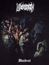 Koldbrann Moribund Vintage T-Shirt noruego Black Metal Mayhem Darkthrone 1349