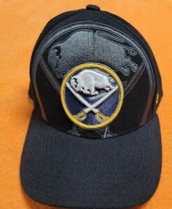 AUTHENTIC ZEPHYR Z BUFFALO SABRES FITTED CAP M/L NWOT