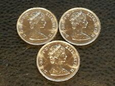 Collectable Clearance 3 Prince Charles Princess Diana wedding Anniversary Coins