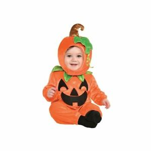 Cute As A Pumpkin Costume Infant 12-24 Months