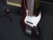 Fender Jazz 5 MIM Duncan Basslines bass guitar
