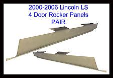 2004-2006 Lincoln LS Rocker Panel 4 Door Pair