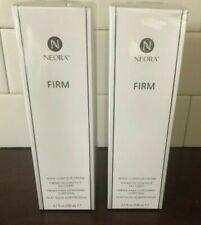Set of 2 NEORA Nerium Firm Body Contour Cream, 6.7 Oz./Ea - FACTORY SEALED