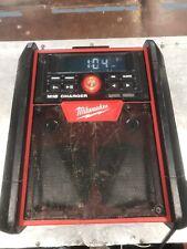 Milwaukee 2792-20 M18 18V Jobsite Radio, Charger, & Bluetooth Speaker