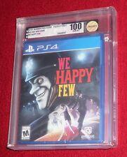 We Happy Few, New Sealed! PlayStation 4 PS4 VGA 100