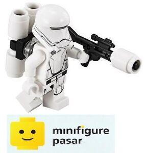 sw666 Lego Star Wars 75103 75149 75177 75166 First Order Flametrooper Minifigure