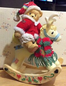 Cherished Teddies Tis The Season For Deer Friends 629618 Christmas