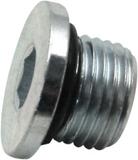 """S&S Cycle 1/2"""" -20 Universal Magnetic Motorcycle Oil Drain Plug Harley Davidson"""