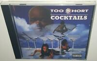 TOO $HORT COCKTAILS BRAND NEW SEALED CD TOO SHORT