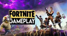 Fortnite Poster  Stoffbanner 3D Battle Royale Game Größe: 30cm  45cm Navy Purple